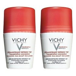 VICHY Détr intensif transp exces 2Billes/50ml