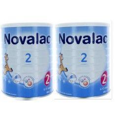 NOVALAC Offre 2ème age 1 Boite achetée la 2ème a - 25%