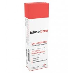 IALUSEL CARE Gel apaisant irritations et rougeurs Tube de 50 grammes
