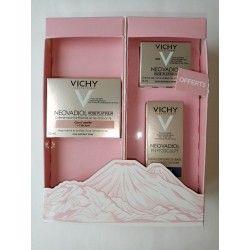VICHY Coffret NEOVADIOL Rose Platinium Crème rose fortifiante et revitalisante Pot 50 ml + crème de nuit et Phytosculpt offert