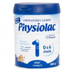 PHYSIOLAC RELAIS 1 GOS/FOS Lait pdr B/900g