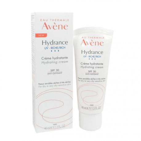 AVENE HYDRANCE OPTIMALE UV Cr riche T/40ml