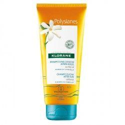 KLORANE POLYSIANES Shampooing douche après soleil Tube de 200 ml