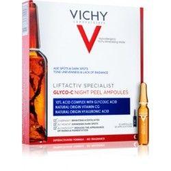 Vichy Liftactiv Specialist Glyco-C Peeling Nuit Boite de 10 ampoules