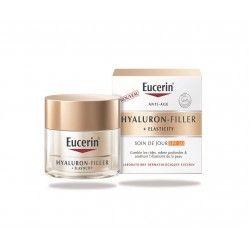 EUCERIN Hyaluron Filler + elasticity Soin de jour SPF 30 Pot de 50 ml