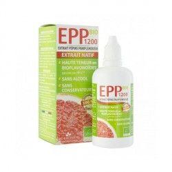 3 chênes BIO EPP 1200 EXtrait de pépins pamplemousse Flacon de 50 ml