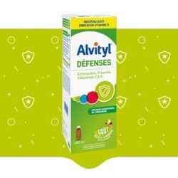 ALVITYL DEFENSES Sp Fl/240ml