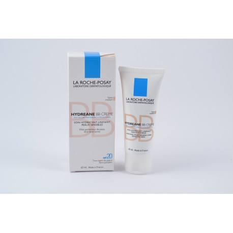 LA ROCHE POSAY HYDREANE BB CREME Crème teint rose Tube de 40ml