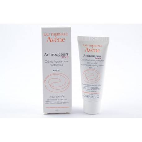 AVENE ANTI ROUGEURS Cr riche T/40ml
